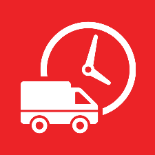 Delivery Co App template icon