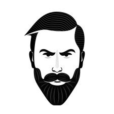 Barber App template icon