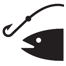 Fishing Tackle Shop App template icon
